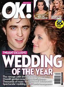 Kristen Stewart and Robert Pattinson's Twilight Wedding