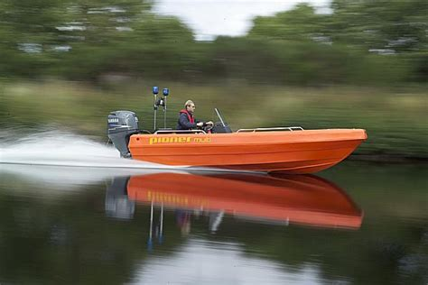 Pioneer Work Boats by Pioner Flood Rescue When Other People Rely On You And