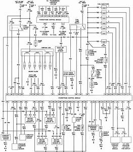 97 Ford Thunderbird Radio Wiring Diagram