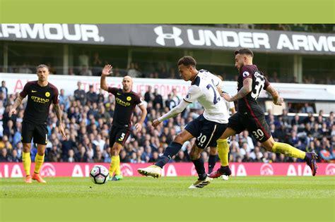 Streaming: Man City v Tottenham Hotspur