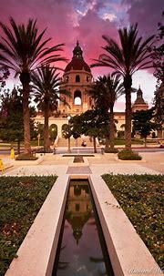 City Hall Reflection   Pasadena, California   Richard Wong ...