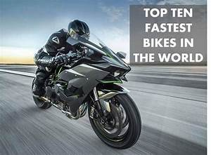 Top 10 Fastest Bike In The World