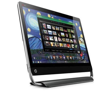 Hp Omni 271015t Allinone Review Beautiful, Affordable