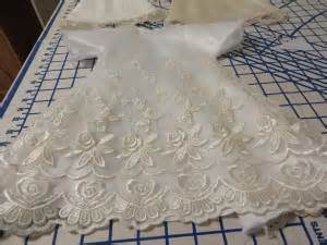 wedding dress donation for babies creates baby burial gowns from donated wedding dresses