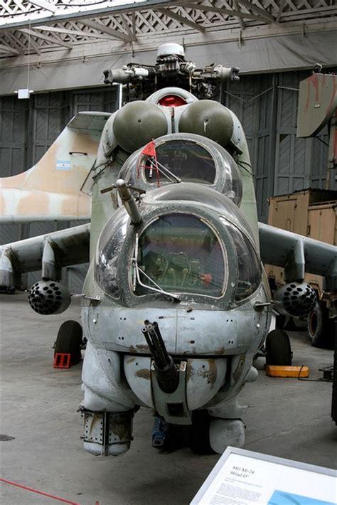 mil design bureau mi 24 hind on helicopter attack