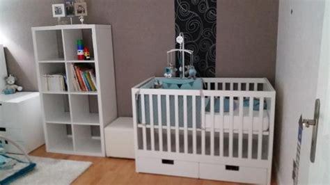 peinture chambre mixte lit enfant à tiroirs 60x120 stuva ikea avis