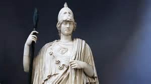 Athena Greek Goddess Wears What