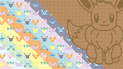 eevee battle background wallpaper 1920 x 1080 by e6life