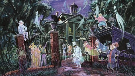Celebrating 'the Haunted Mansion' With Captured Aural