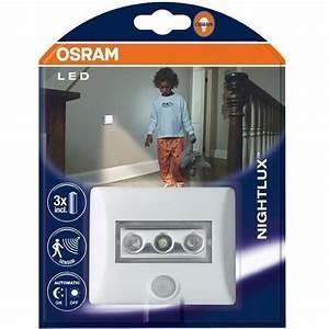 Osram Led Bewegungsmelder : osram led lampe nightlux 12 60 sek bewegungsmelder nachtlicht batteriebetrieb ebay ~ Orissabook.com Haus und Dekorationen