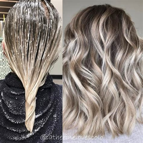 adorable ash blonde hairstyles   hair color ideas