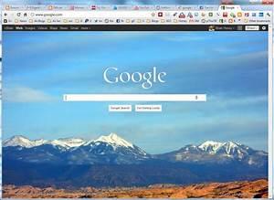 Wallpaper For Google Homepage