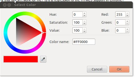 html5 input type date color range support in firefox and explorer