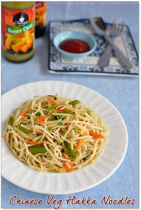 hakka cuisine recipes vegetable hakka noodles recipe restaurant style
