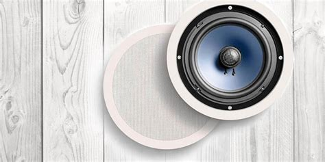 5 best in wall in ceiling speakers reviews of 2017