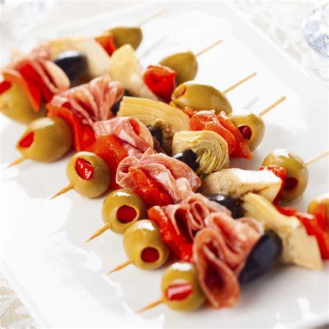 recette amuses bouche en mini brochettes pour laperitif
