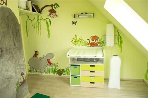 Bemerkenswerte Inspiration Babyzimmer Grün Und Wunderbare