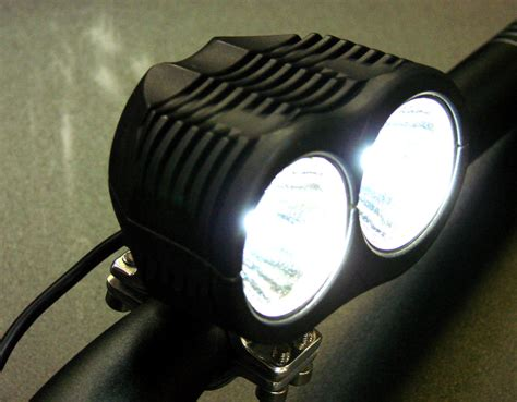 led bike lights 2000 lumen high efficiency lightweight high power led