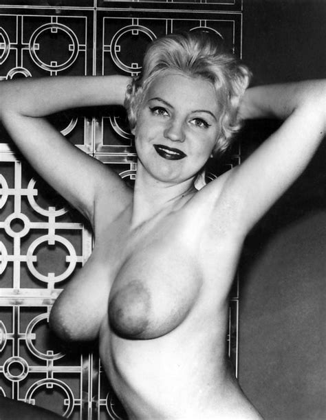 Vintageretro And Modern Day Boobs Barbra Martin