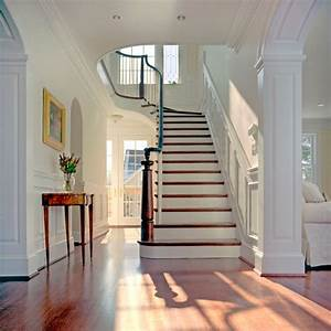 Grand Foyer - Traditional - Staircase - dc metro - by ...