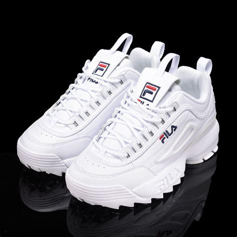 Sepatu Fila Putih Original sepatu fila warna putih gentandjawns gentandjawns