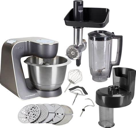bosch küchenmaschine bosch k 252 chenmaschine 187 home professional mum57860 171 3 9 liter kaufen otto