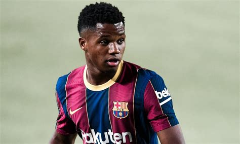 Ansu Fati and the return of natural wingers – Barca Universal