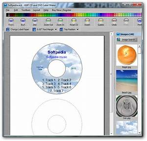 Download amf cd and dvd jewel case and label maker 400 for Cd case cover maker