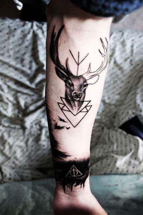 harry potter style tattoo harrypotter hpstyle tattoo