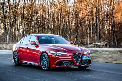 2017 Alfa Romeo Giulia Quadrifoglio Review Carbonoctane