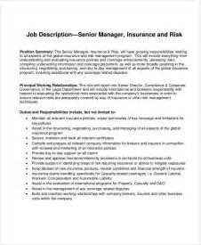 risk description template 28 images risk management