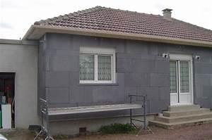 Materiaux Pour Isolation Exterieur : isolation maison exterieur isolation id es ~ Dailycaller-alerts.com Idées de Décoration