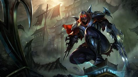 League Of Legends Wallpaper Animated - animated wallpaper league of legends zed
