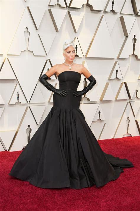 Lady Gaga Dress The Oscars Popsugar Fashion