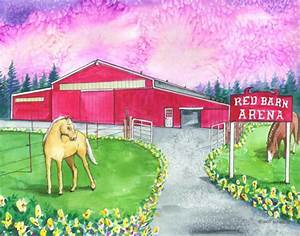 Red barn arena long beach washington for Red barn dog kennel