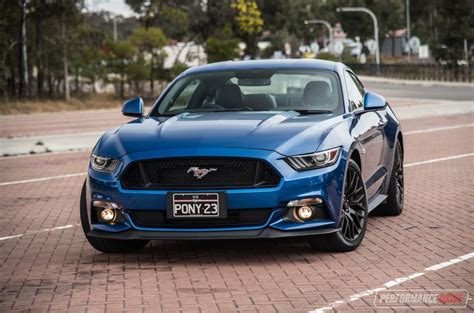 Mustang Gt 2017 by 2017 Ford Mustang Gt Review Performancedrive