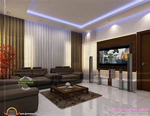Home interiors designs kerala home design and floor plans for Interior design ideas kerala style homes