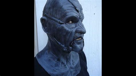 Jeepers Creepers Silicone Mask From Wfx