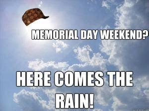 Memorial Day Weekend Meme - weather memes kappit