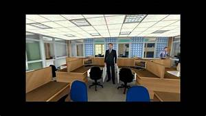 Simple Office Layout