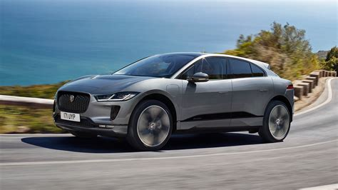 2020 Jaguar I-Pace brings faster charging and upgraded ...