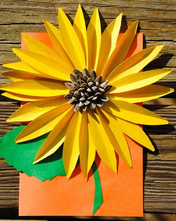 30 stunning sunflower crafts ted 39 s