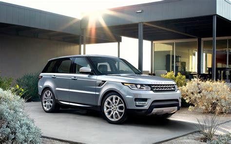 2018 Range Rover Sport Wallpapers