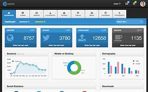 Download Blue Moon Admin Bootstrap Template Bootstrap