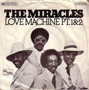 Opinions On Love Machine The Miracles Song