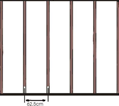unterkonstruktion rigipsdecke abstand rigipswand bauen unter konstruktion heimwerker tipps