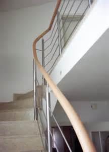 treppe handlauf holz treppengeländer für innen außen