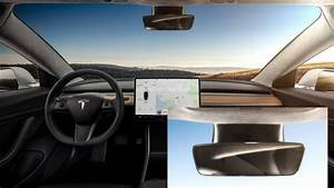 Tesla Model 3 in-cabin camera is for robotaxis but there could be more - GearOpen.com