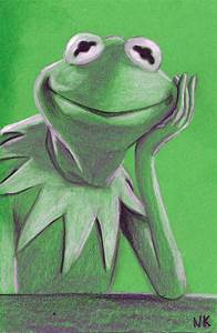 KERMIT THE FROG COLORING PAGES « Free Coloring Pages