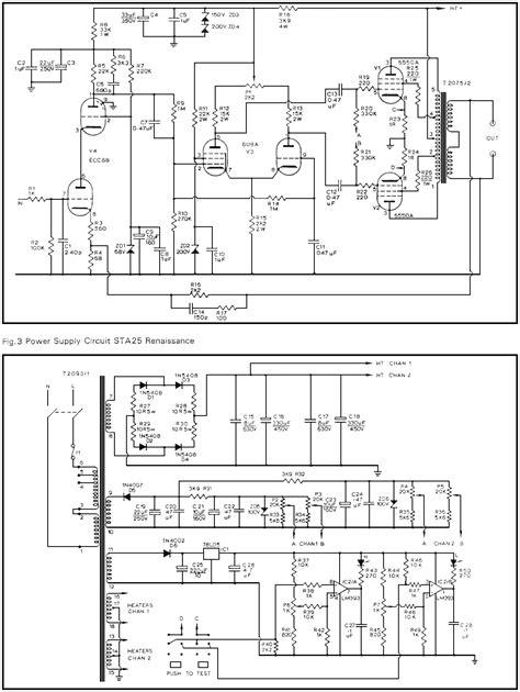 History Society Radford Circuit Diagrams